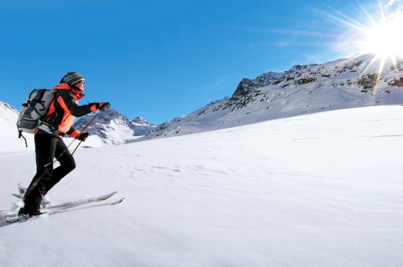 Skitour - © J. Mallaun
