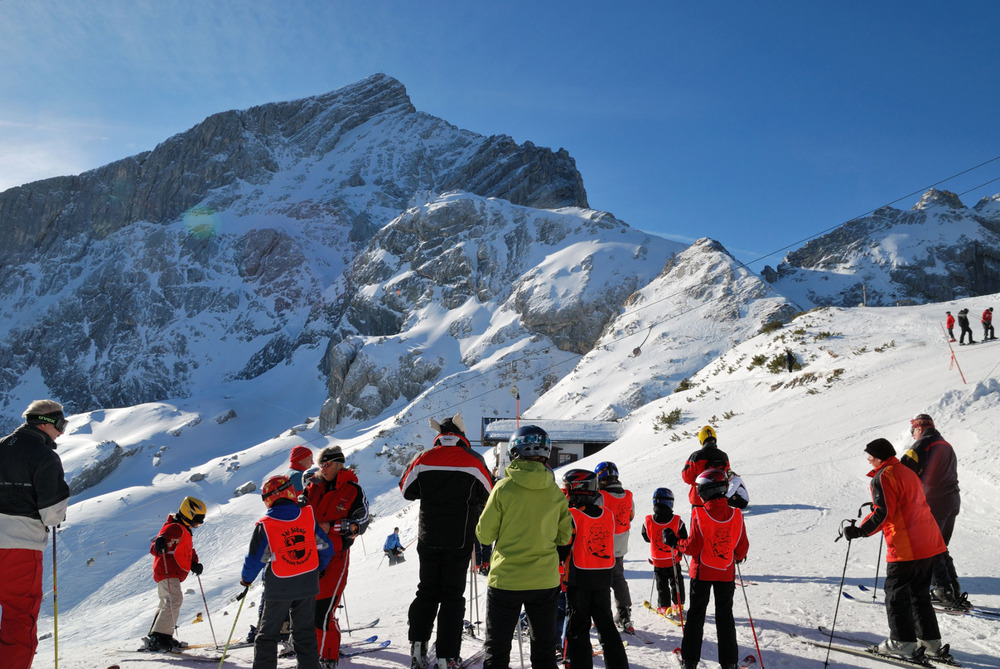 Ski-Mountaineering at Garmisch Classic/Zugspitze - ©Christian Rauch