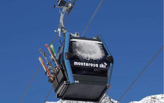 Champoluc - Monterosa Ski - © Monterosa Ski