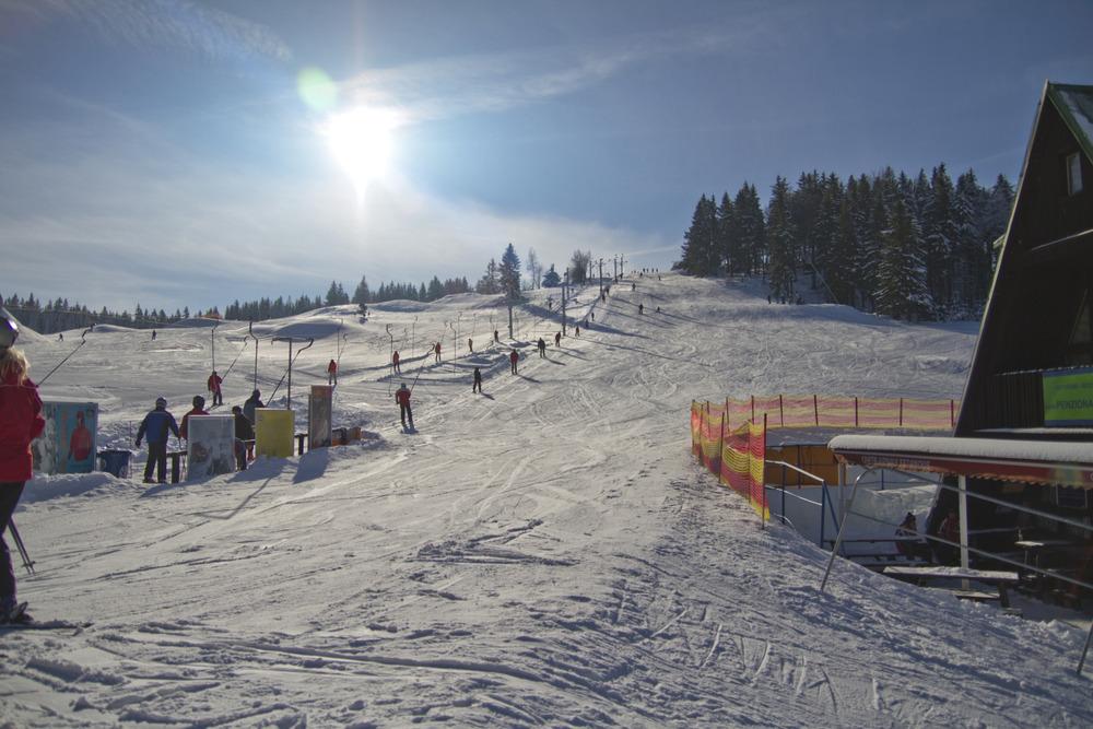Severák - © Ski Bižu
