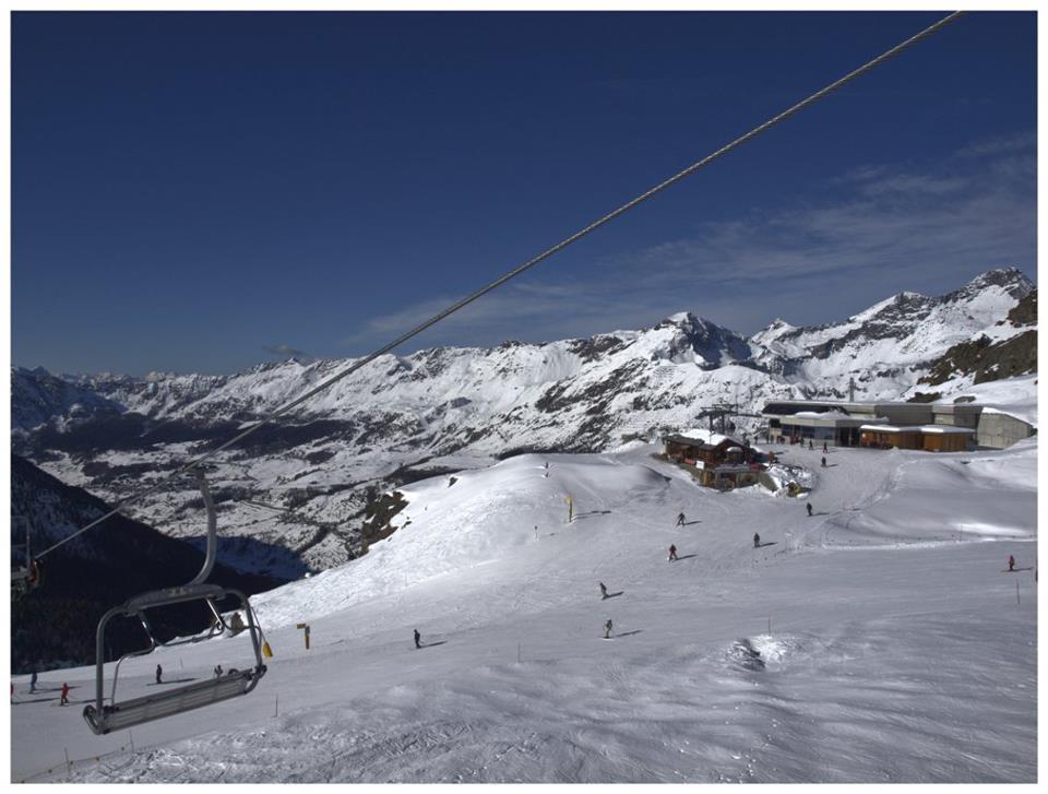 Gressoney-La-Trinité - © Monterosa Ski