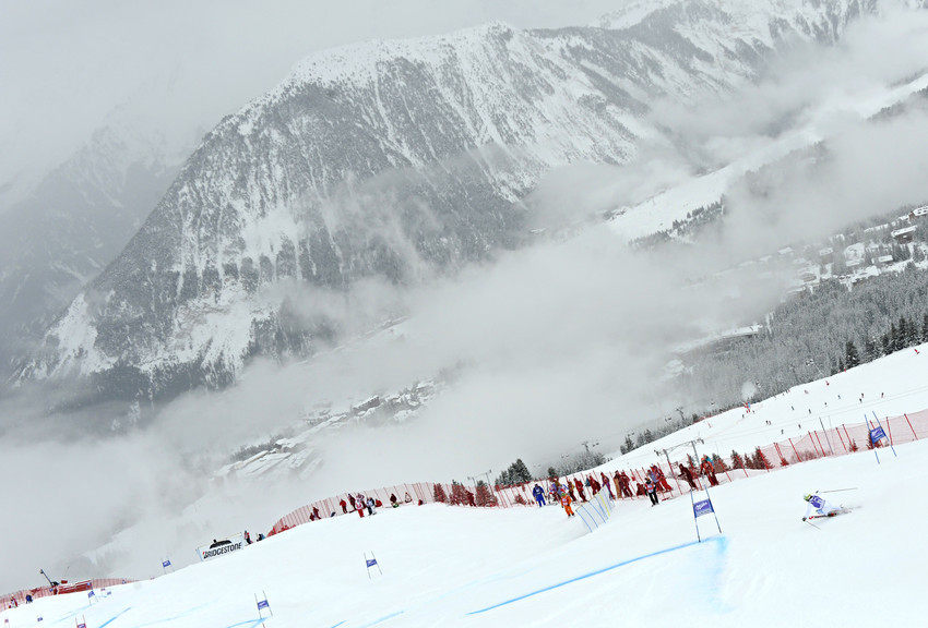 Courchevel 2012 : Paysage d'hiver - © Agence Zoom