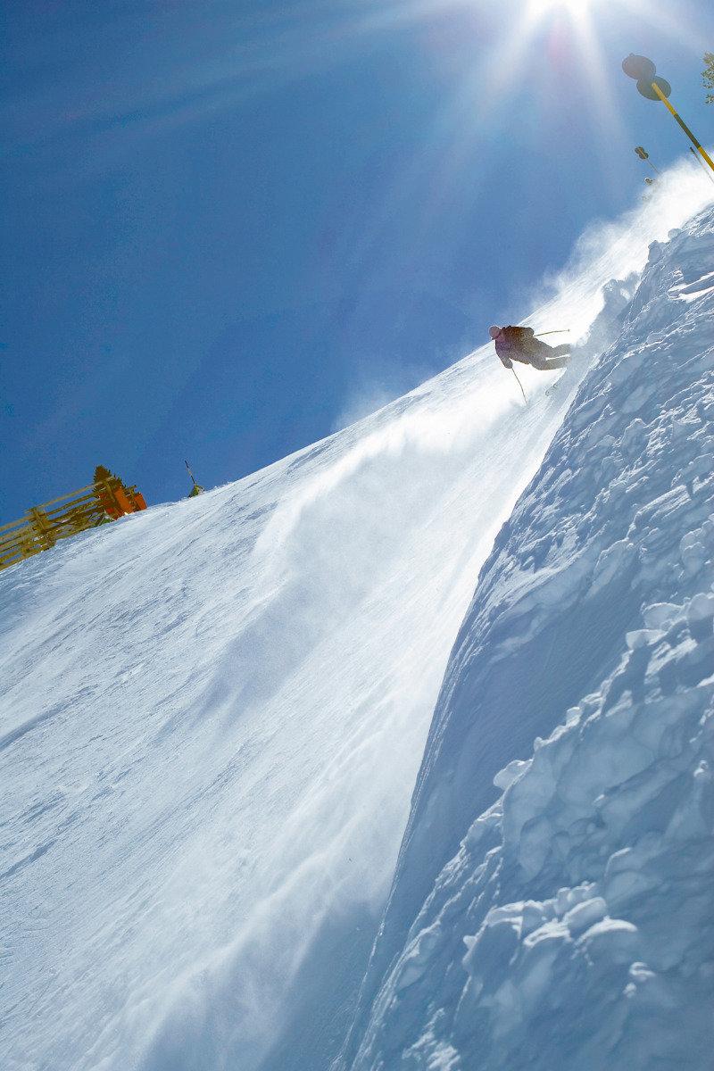 Freeride Hot Spot Mayrhofen - © Mayrhofner Bergbahnen AG