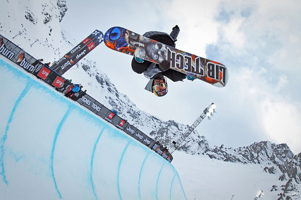 Winter X Games Europe at Tignes - © X Games/Zvv3ig