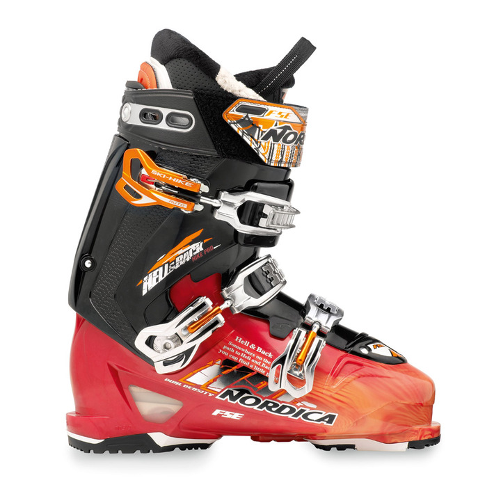 Nordica Hell & Back Hike Pro, € 450 - © Nordica