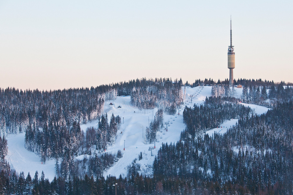 Oslo Vinterpark - Tryvann - © Oslo Vinterpark