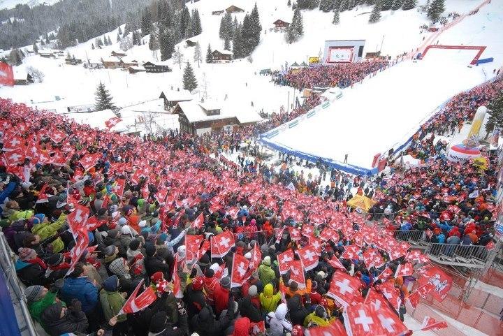 Aldeboden - © FIS Alpine World Cup Tour