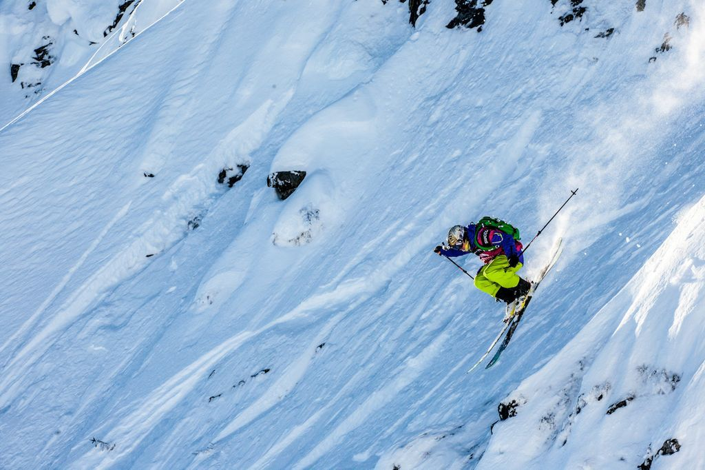 Freeride World Tour 2013 - Revelstoke - © freerideworldtour.com