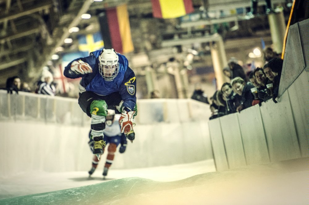 SnowWorld Landgraaf - © Crashed Ice - SnowWorld Landgraaf