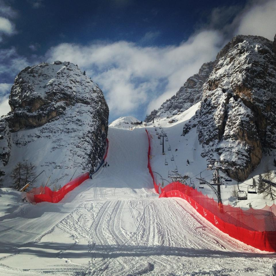 Cortina - FIS Alpine World Cup Tour - © FIS Alpine World Cup Tour