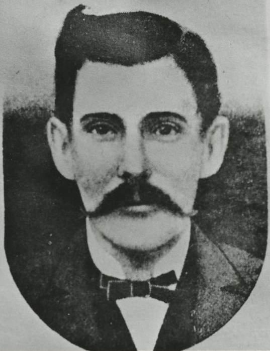 Doc Holliday is buried in Glenwood Springs. - © Glenwood Springs Chamber Resort Association