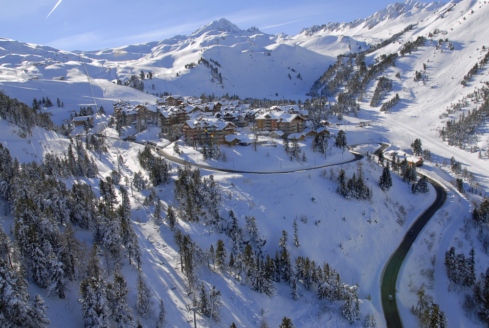 Les Arcs 1950 - © Les Arcs Tourist office