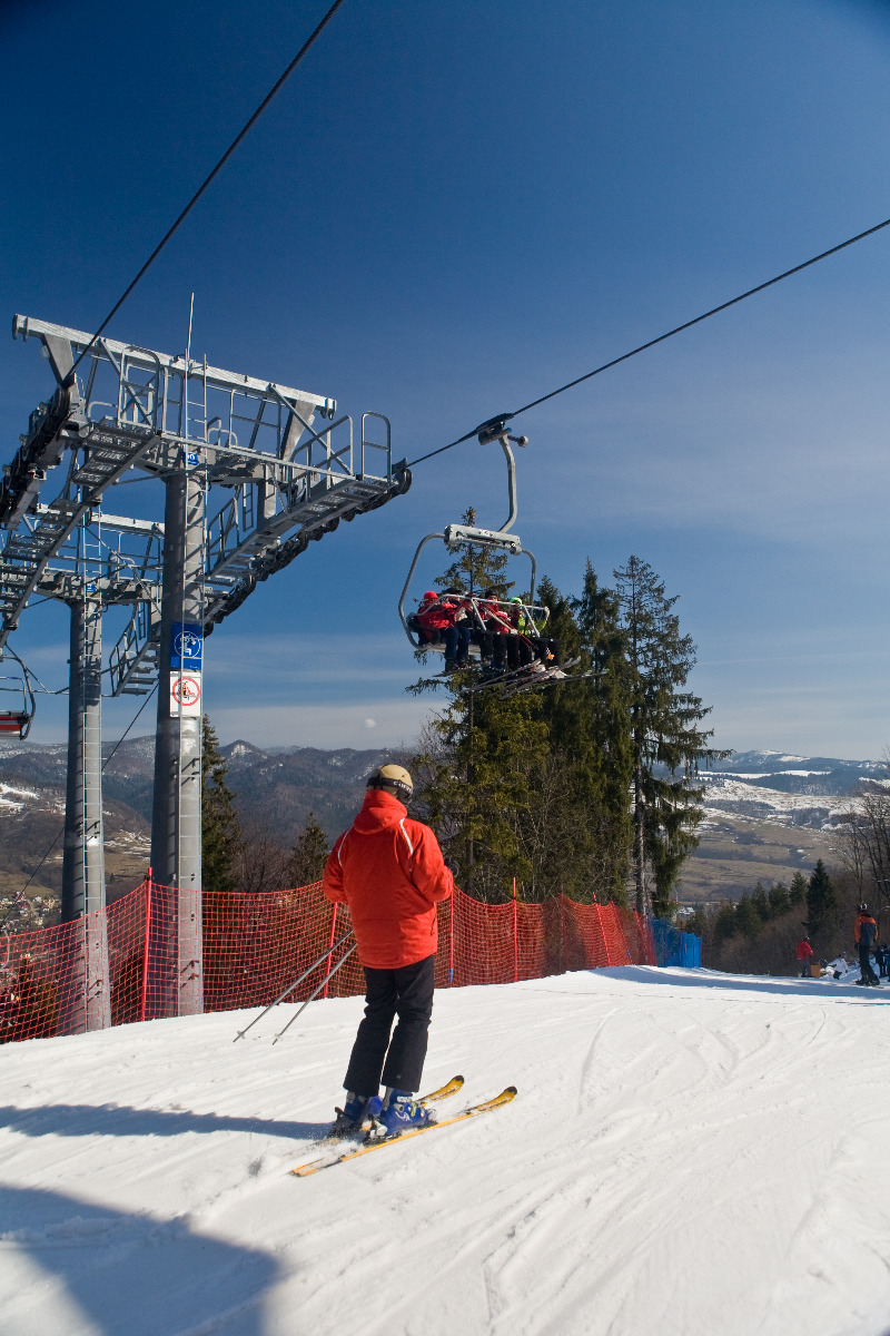 Ski Resort Palenica - © Polskie Koleje Linowe