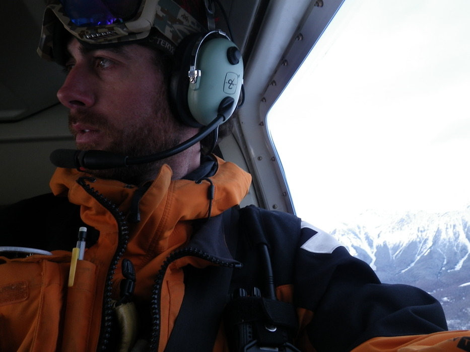 Ski patroller, Steve Ruskay - © Steve Ruskay