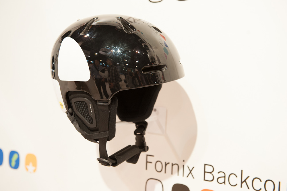 The Fornix Backcountry Helmet from POC now features MIPS technology, allowing the inner shell to move freely to cover various impact points and cut down on concussions.  - © Ashleigh Miller Photography