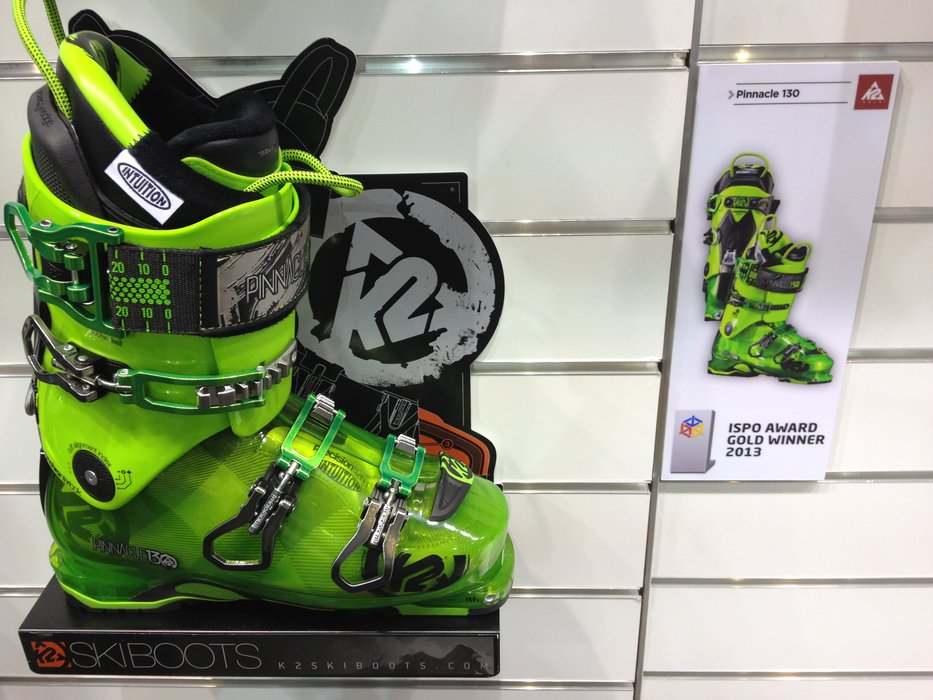 K2 laver støvler til næste år - © Jeppe Hansen / Skiinfo.dk