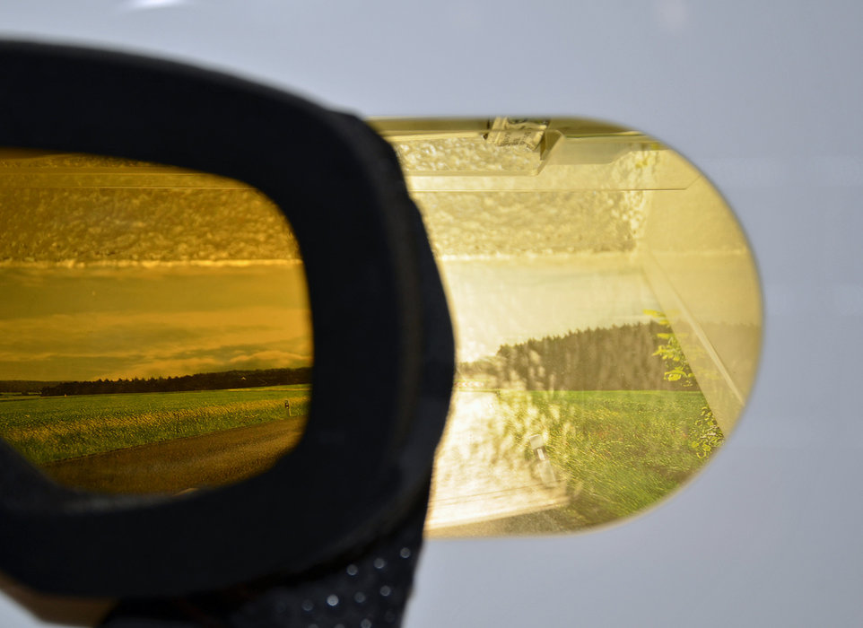 Better vision with the new Uvex lenses? - © Skiinfo