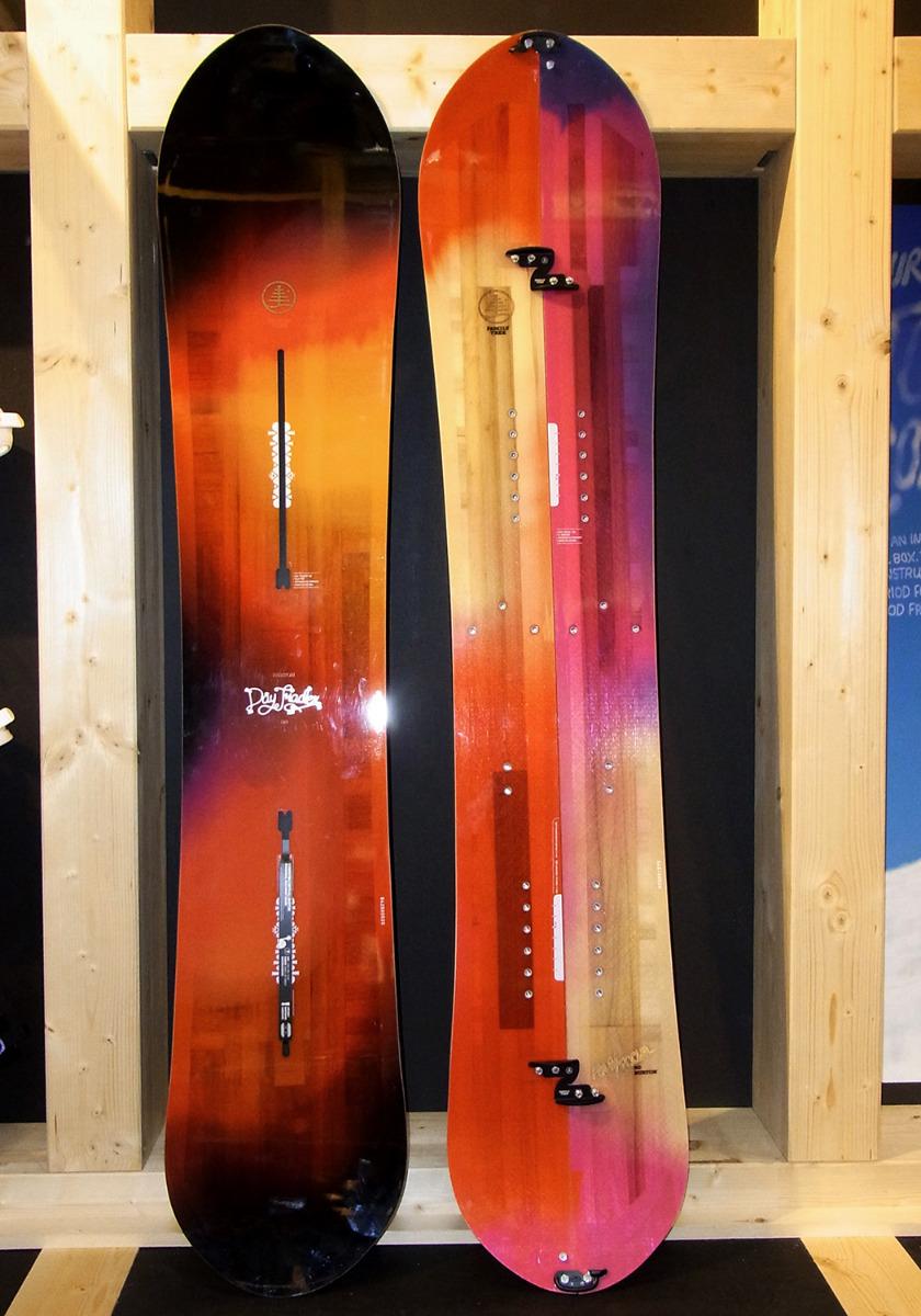 Burton Spliff Splitboard - © Stefan Drexl