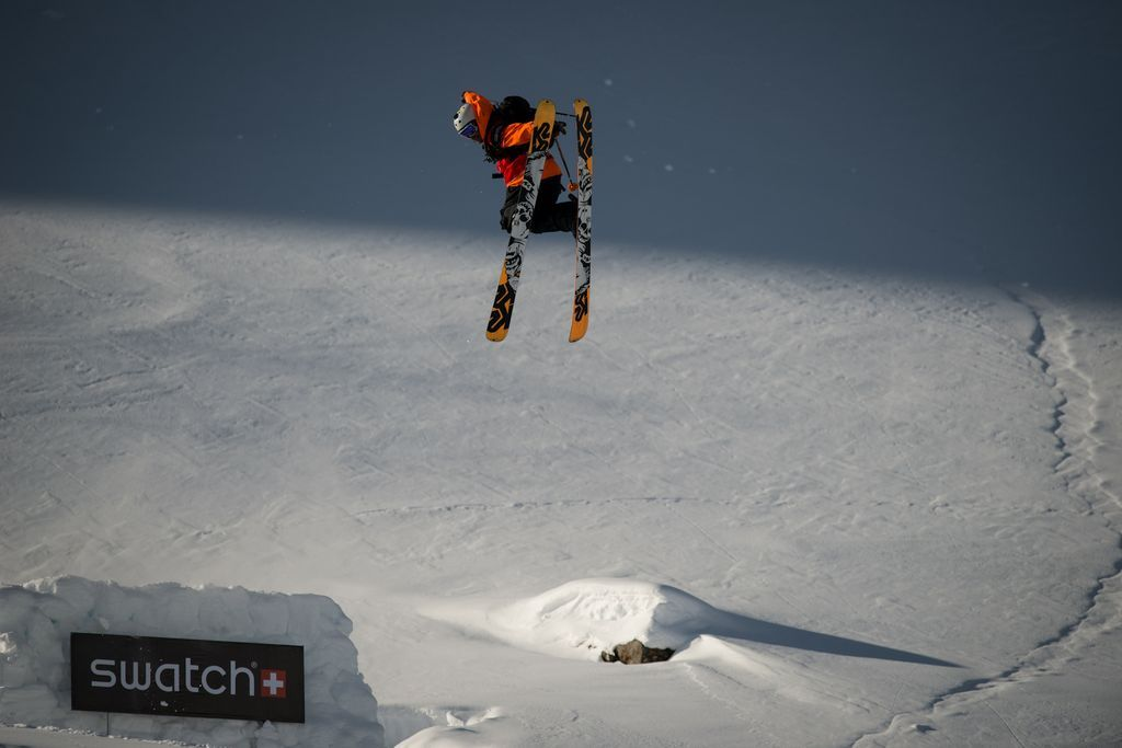 SWATCH SKIERS CUP 2013 - © © D. Carlier