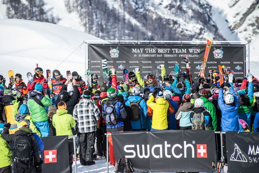 SWATCH SKIERS CUP 2013 - © © D. Daher