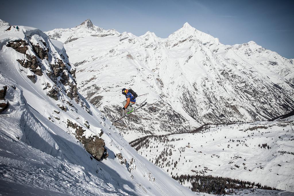 Richard Permin. - © D.Daher/swatchskierscup.com