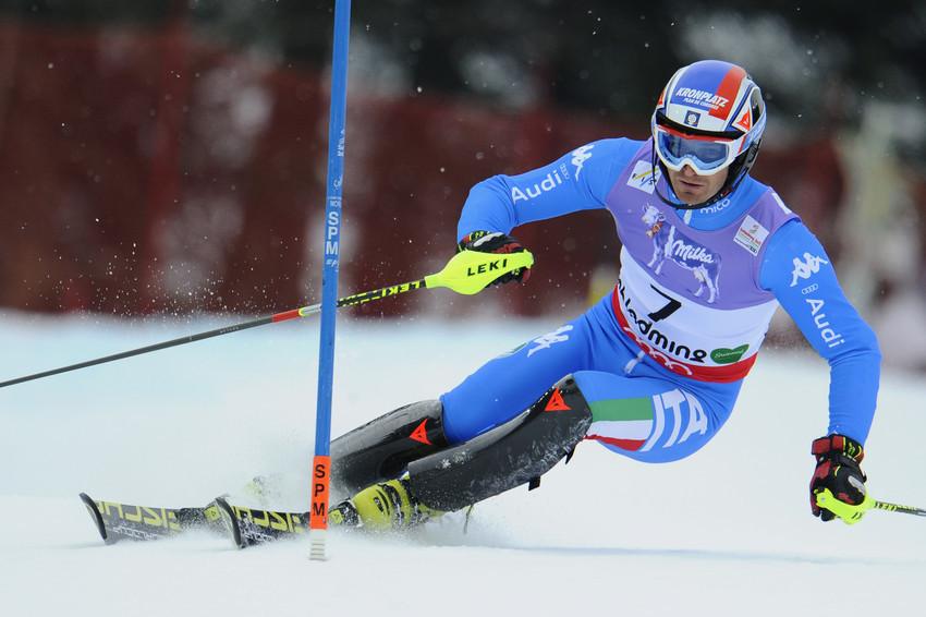 Manfred Moelgg fiel im Finale aus. - © Alain Grosclaude/Agence Zoom