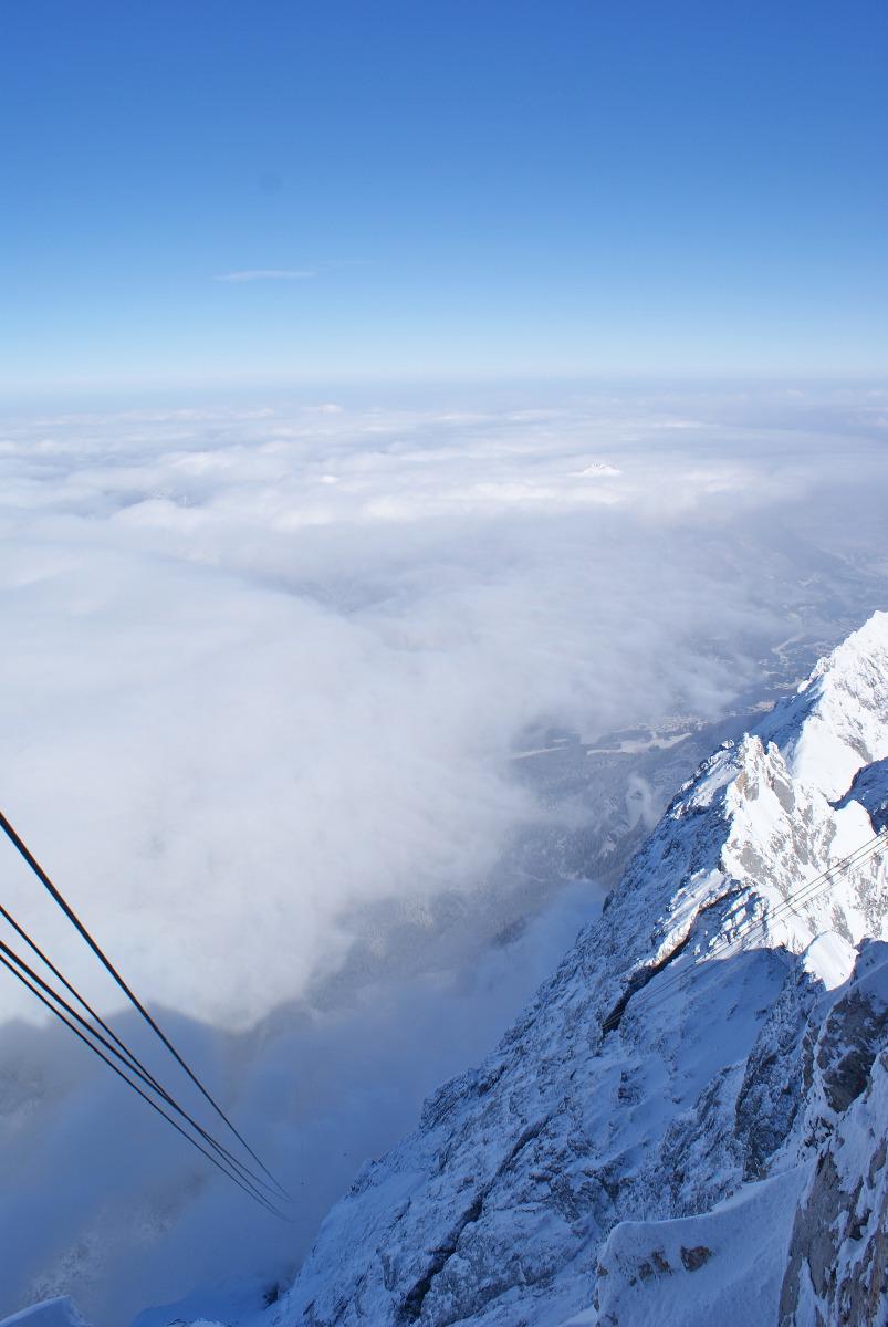 Blick hinaus ins bayrische Alpenvorland - © Gernot Schweigkofler