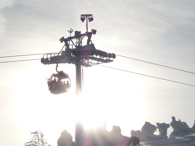 Een zonnige ochtend in Willingen - © Skigebiet Willingen