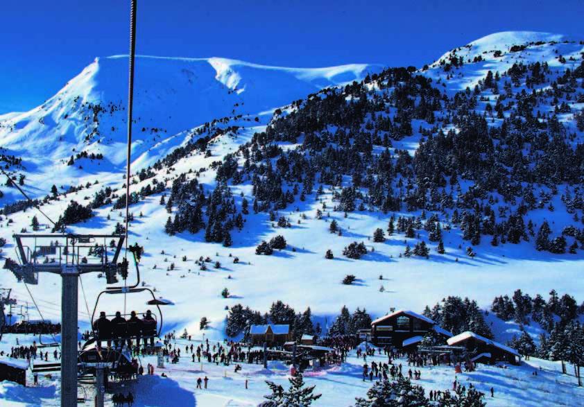 Grandvalira ski area, Andorra - © Grandvalira Tourism