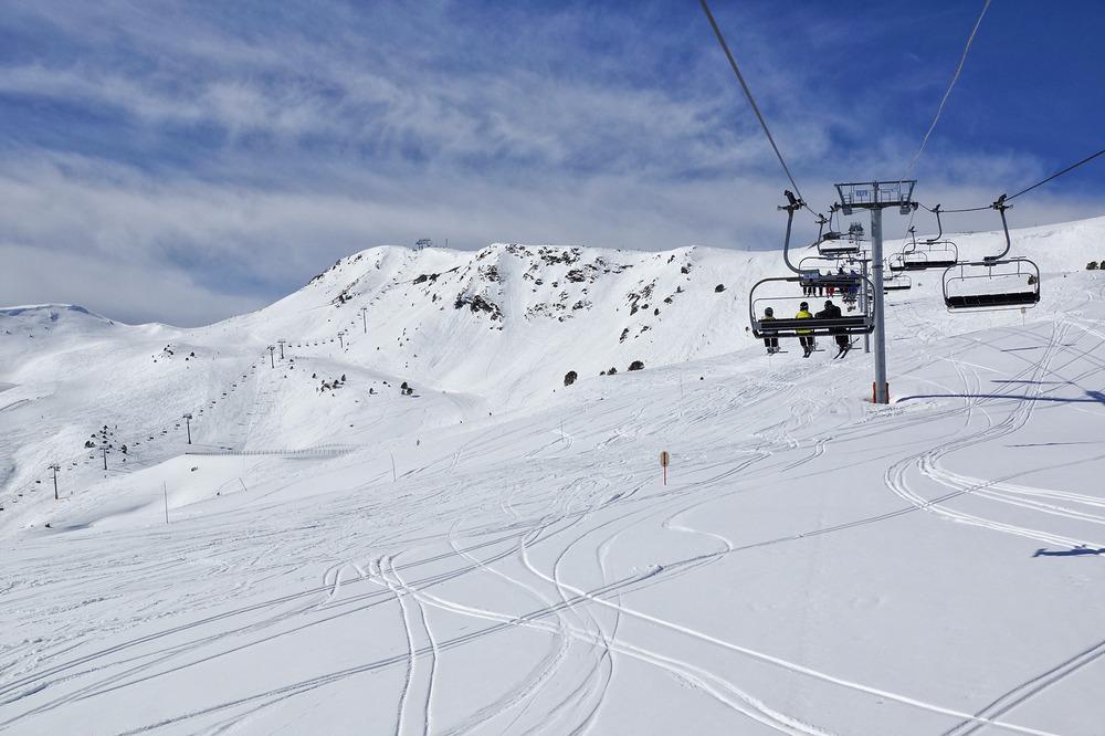 Chairlift in Grandvalira, Andorra - © Grandvalira Tourism