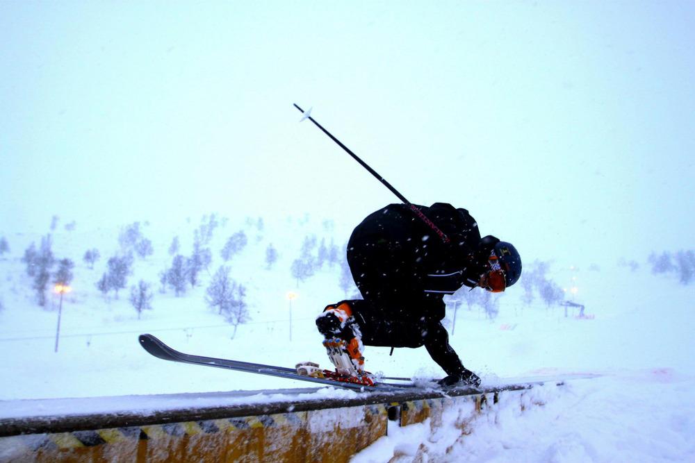 Haukelifjell Skisenter - John Olav Førland - Telemark Nosepress