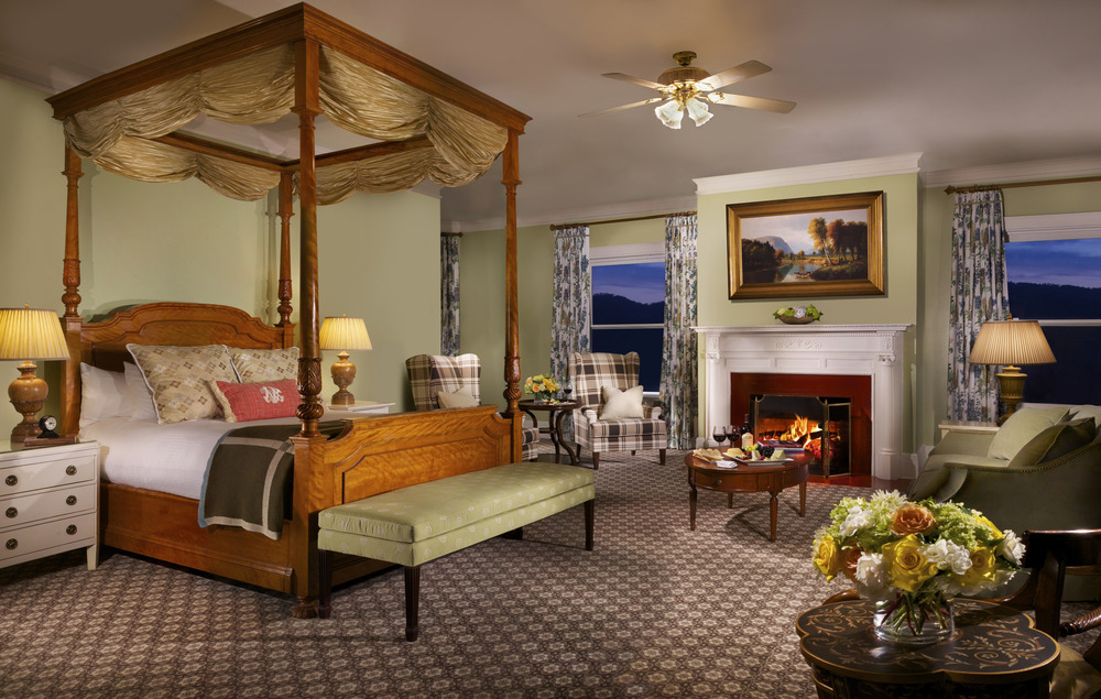 The Princess Room. Photo Courtesy of the Omni Mount Washington Resort.