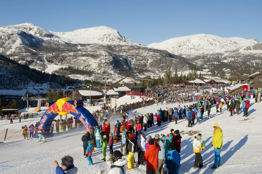 Red Bull Home Run Hemsedal 2013 - © Red Bull