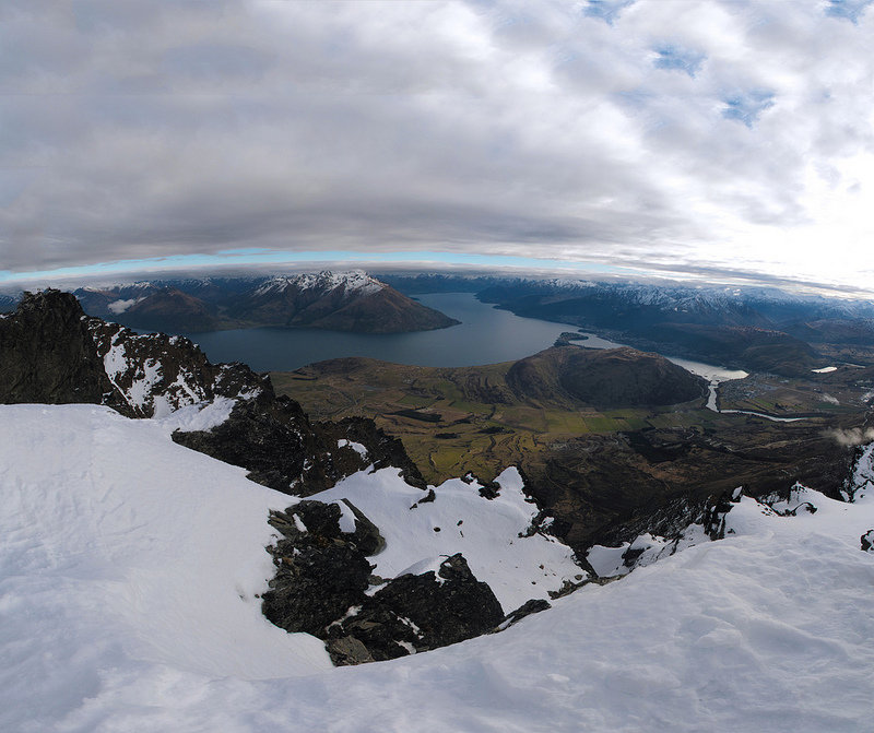 The Remarkables was chosen as a film location for Lord of The Rings. - © Jordan Sim