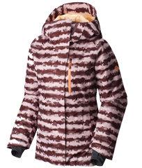 Barnsie Jacket - Mountain Hardwear  - © Mountain Hardwear