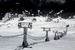 Rime covers the Palmer Chairlift in winter at Timberline Lodge on Mt. Hood. Photo courtesy of Timberline Lodge.