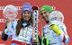 Die Weltcup-Gesamtsieger 2012/13: Tina Maze und Marcel Hirscher. Glückwunsch! - © Alain Grosclaude/AGENCE ZOOM