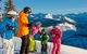 La fin de saison, un moment propice au ski en famille... - © Jack Affleck