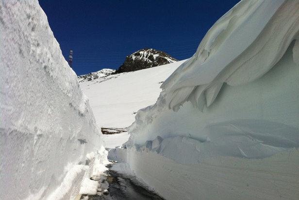 La Thuile, Aosta - Colle del Piccolo San Bernardo