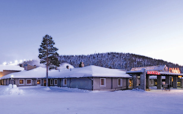 Top Resorts to Learn How to Ski: Levi, Finland