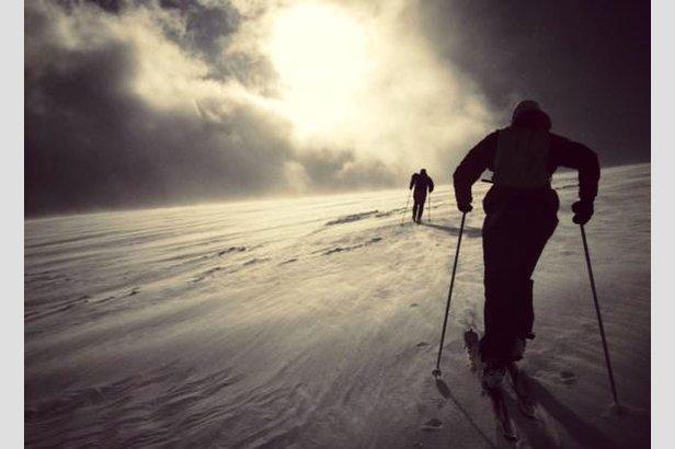 - © Norges Skiforbund - randonee
