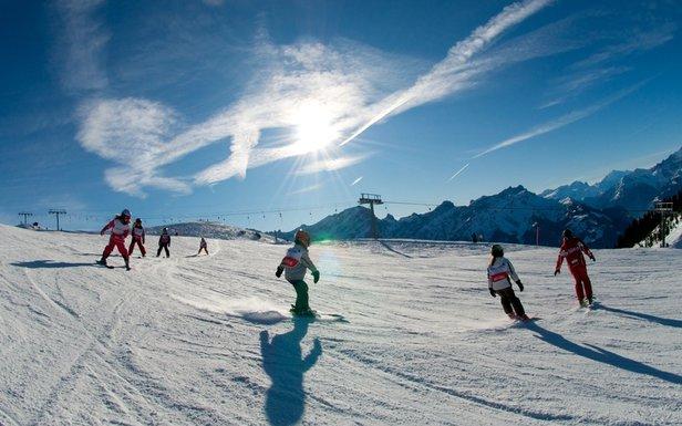 Villars Gryon.  - © Foto Villars Touirsmus, Schweiz