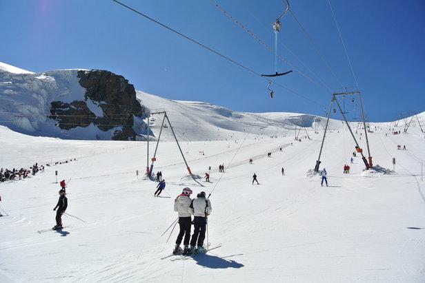 Snehové správy: Kde všade v Európe si už zalyžujete? ©Cervino Spa