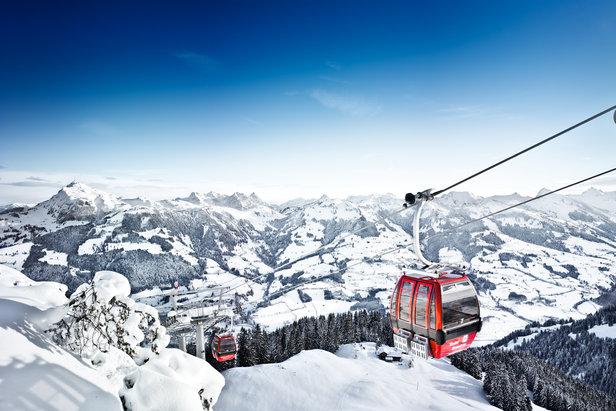 Skigebiete Kitzbühel (AUT) und Engelberg (SUI) starten am 24. Oktober in den Winter- ©medialounge