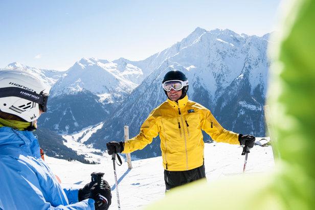 Il mio ski guide personale- ©Consorzio Turistico Valle Isarco