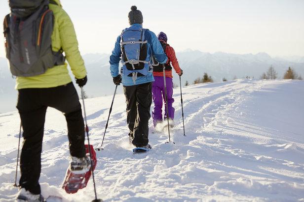 I 10 Sentieri escursionistici invernali più belli della Valle Isarco- ©Consorzio turistico Valle Isarco