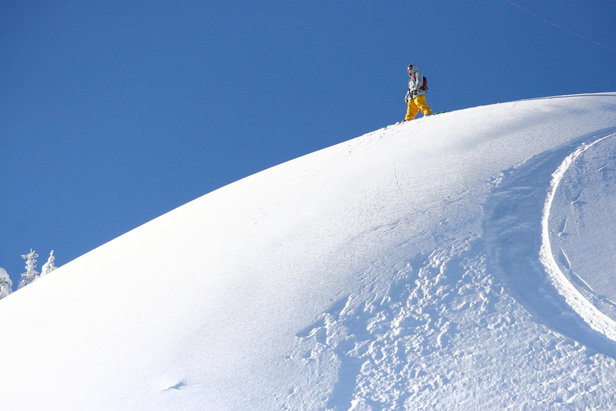 Shuksan Arm in Mt Baker backcountry in Washington off Chair 8 Photo by Judd Hall/Flickr