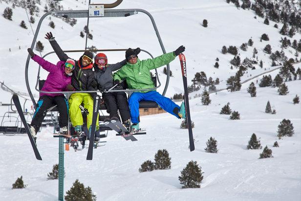 Andora dysponuje największym terenem narciarskim w całych Pirenejach