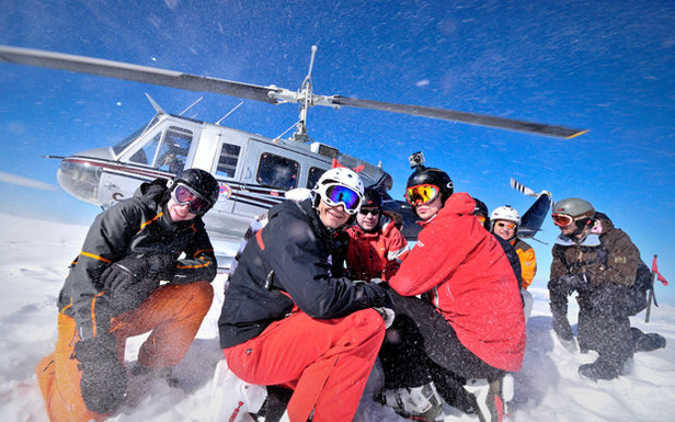 Selkirk Tangiers: An Experience Heli Dreams are Made Of- ©Andrew Danyluk