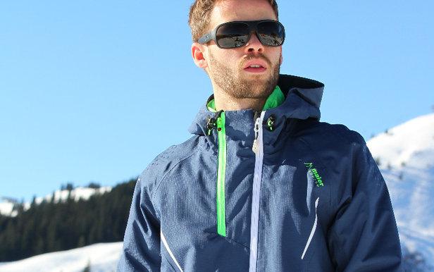 Maier Sports Nufenen: Die flexible 2in1 Skijacke im Test